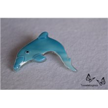 Broches fusing mujer Delfin